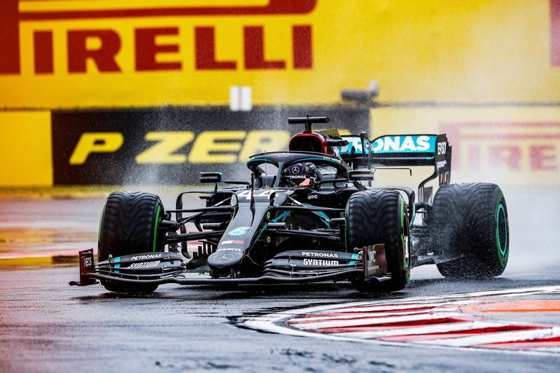 Lewis Hamilton /PAP/EPA/ANTONIN VINCENT / FIA/F1 HANDOUT /PAP/EPA