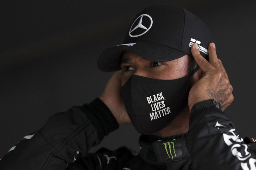 Lewis Hamilton /PAP