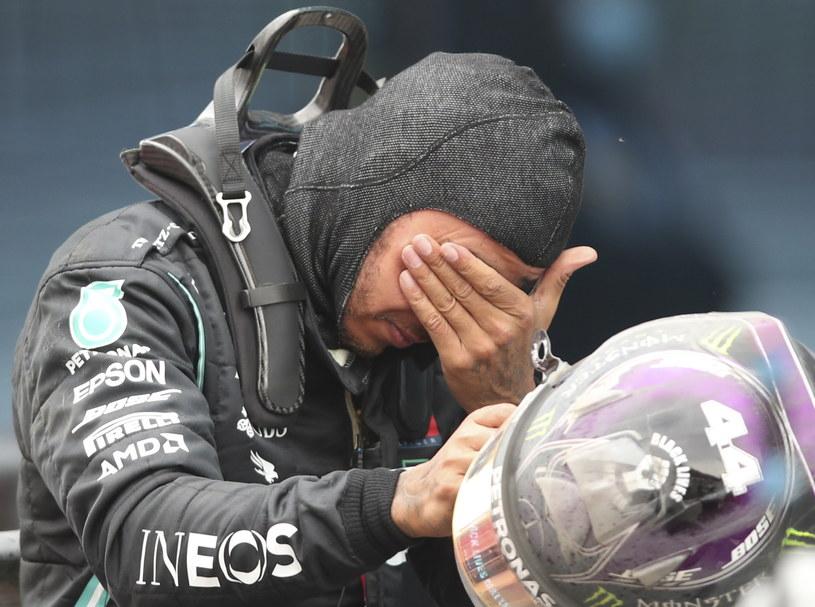 Lewis Hamilton /PAP/EPA