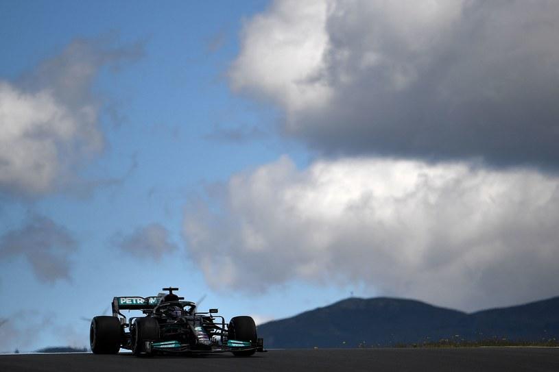 Lewis Hamilton /GABRIEL BOUYS /AFP
