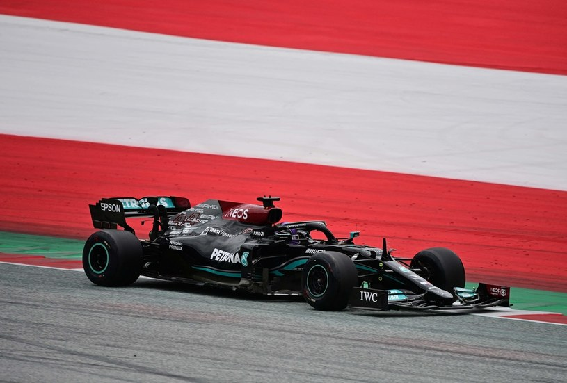 Lewis Hamilton /ANDREJ ISAKOVIC /AFP