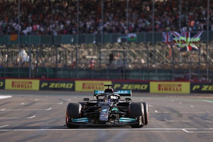 Lewis Hamilton /AFP/POOL LARS BARON/ /AFP