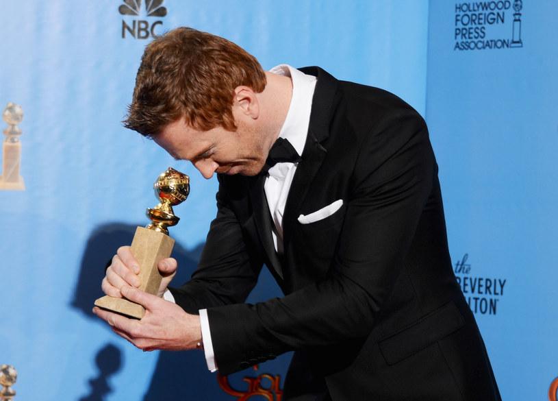 Lewis ze Złotym Globem / Kevin Winter /Getty Images