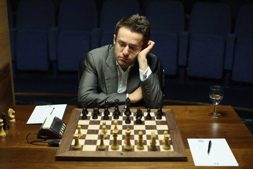 Lewon Aronian - zdj. ilustracyjne /Oli Scarff /Getty Images