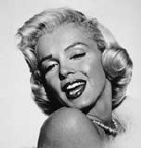 Leworęczna była m.in. Marilyn Monroe /Archiwum