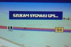 """""""Lewy"""" GPS - policja wyjaśnia"""