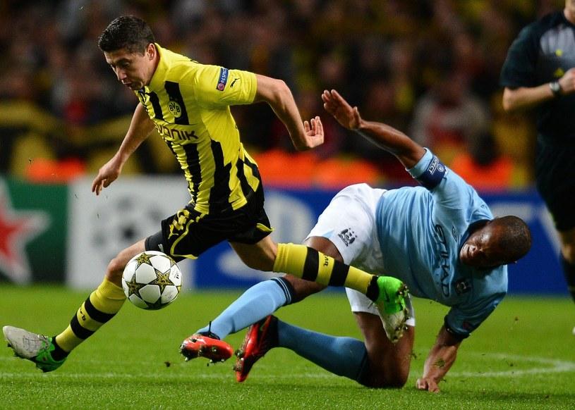 """""""Lewy"""" nie zagra w Premier League ani w Man City, ani przeciwko temu zespołowi /AFP"""