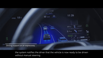 Lexus Advanced Drive - jak to działa