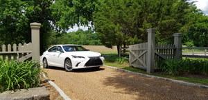 Lexus ES. Alternatywa dla niemieckich marek
