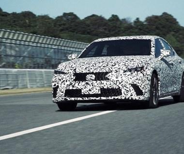 Lexus ES otrzyma napęd na wszystkie koła?