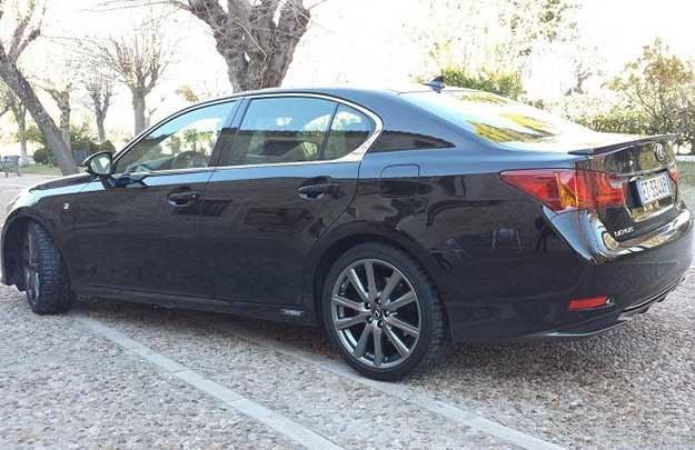 Lexus GS 300h /INTERIA.PL