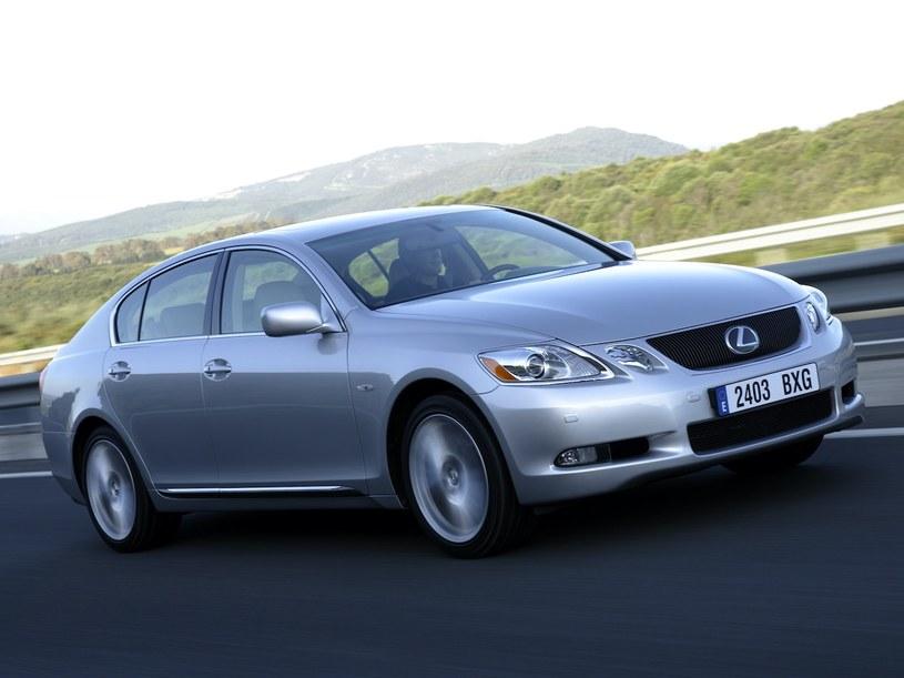 Lexus GS 450h /