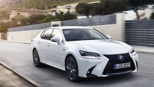 Lexus GS po liftingu z polskimi cenami