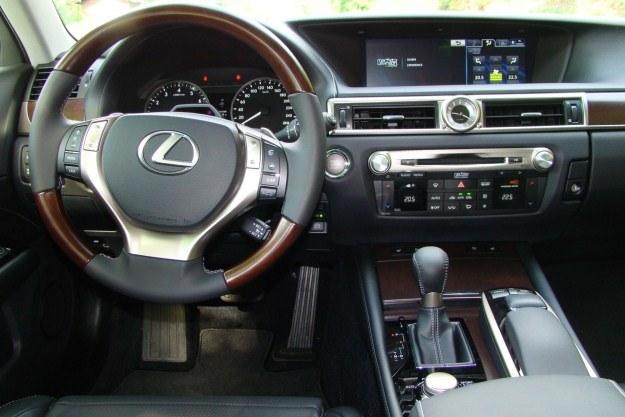 Lexus GS /INTERIA.PL