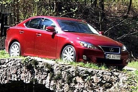 Lexus IS 250 /INTERIA.PL