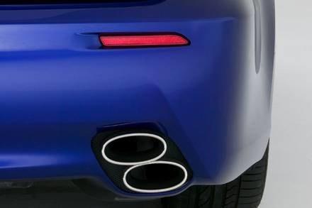 Lexus IS-F / Kliknij /INTERIA.PL