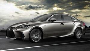 Lexus IS po modernizacji