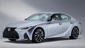 Lexus IS - prawie jak nowy