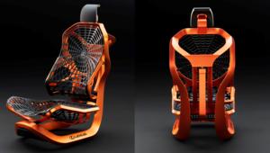 Lexus Kinetic Seat - to będzie rewolucja?