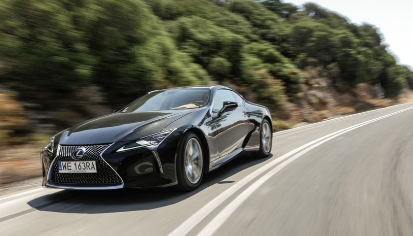 Lexus LC 500 /