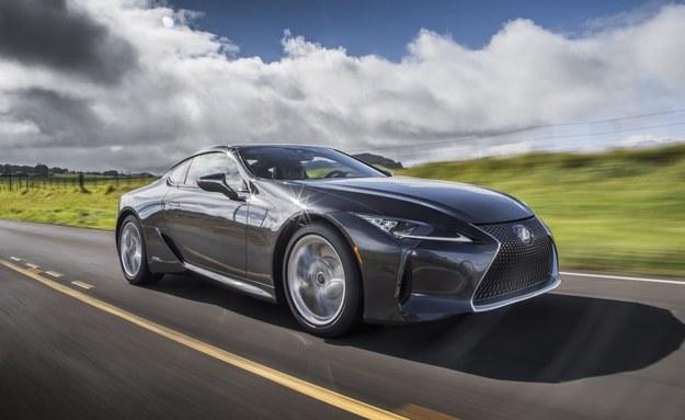 Lexus LC 500h /