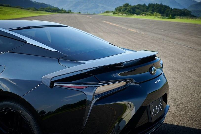 Lexus LC Aviation /