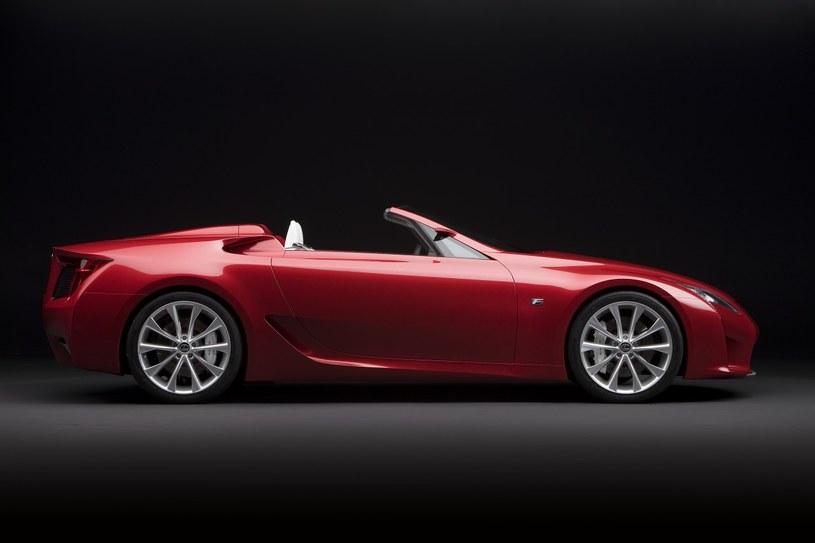 Lexus LF-A Roadster /