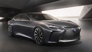 Lexus LF-FC - zapowiedź nowego LSa?