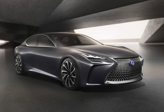 Lexus LF-FC /