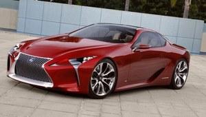 Lexus LF-LC trafi do produkcji