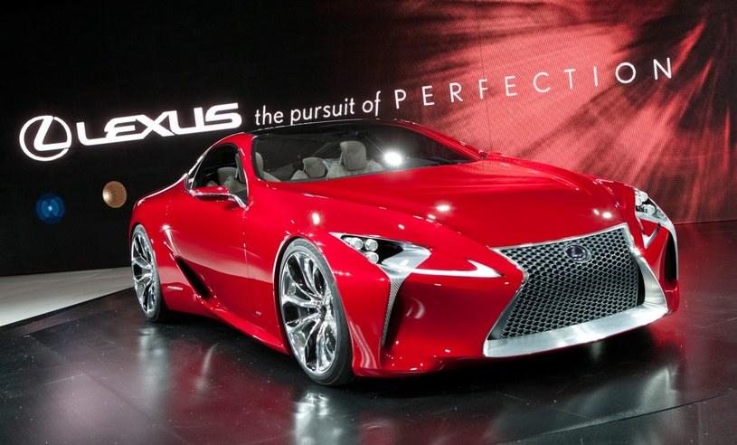 Lexus LF-LC /