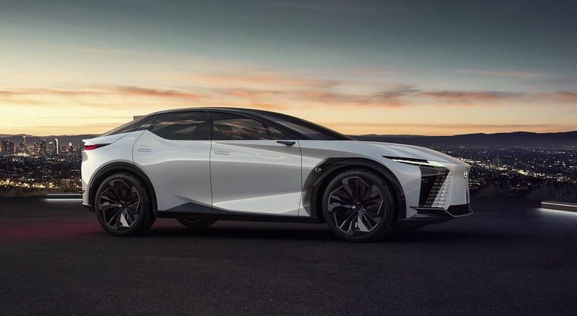 Lexus LF-Z Electrified /
