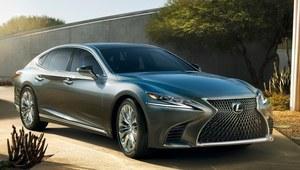 Lexus LS - oto nowa generacja