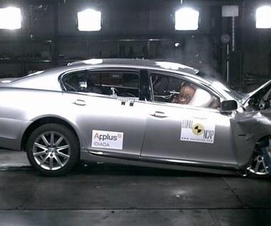 Lexus najbezpieczniejszy