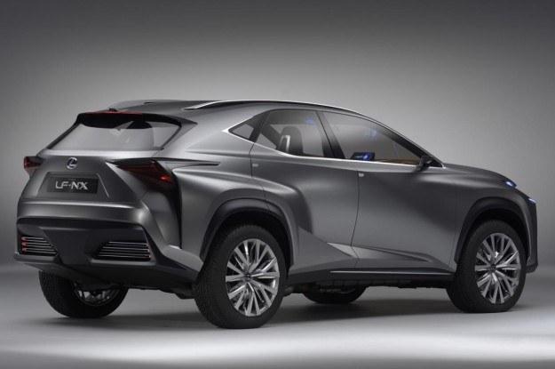 Lexus NF-NX /