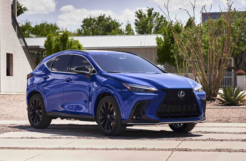 Lexus NX 2022 /