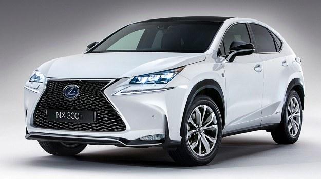 Lexus Nx 200T F Sport >> Lexus NX od 154 500 zł - magazynauto.interia.pl - testy i opinie o samochodach nowych i używanych