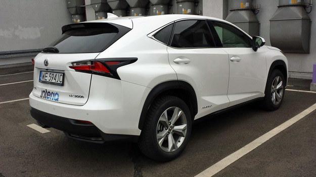 Lexus NX 300h /INTERIA.PL