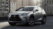 Lexus NX - dodatkowe informacje