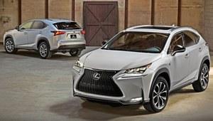 Lexus NX - informacje i zdjęcia