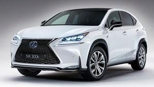 Lexus NX od 154 500 zł