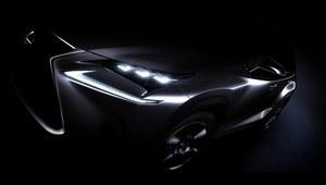 Lexus NX zadebiutuje w Pekinie