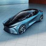 Lexus przedstawia swoją wizję elektryfikacji