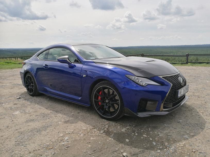 Lexus RC F Carbon /INTERIA.PL