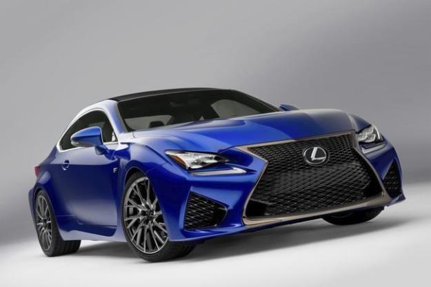 Lexus RC F Sport /