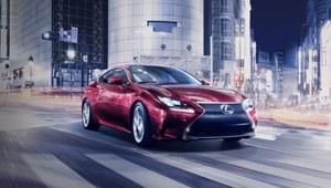 Lexus RC - nowe coupe z Japonii