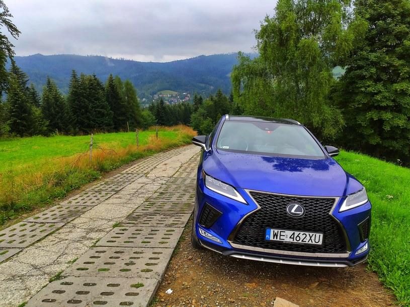 Lexus RX 300 /INTERIA.PL