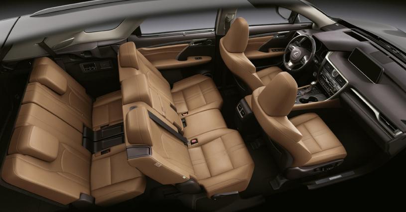 Lexus RX 450h L /