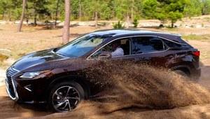 Lexus RX - pierwsza jazda