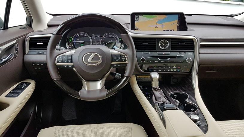 Lexus RX /INTERIA.PL